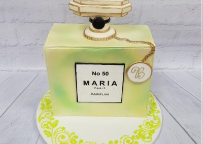 Birthday Cake - 50th MARIA perfume