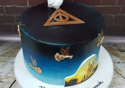 Happy Birthday - Harry Potter Deathly Hallows