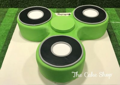 Birthday Cake - Fidget Spinner
