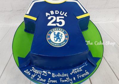 Incredible Birthday Cakes Cake Shop Leicester Wedding Cakes Eggless Cakes Personalised Birthday Cards Veneteletsinfo